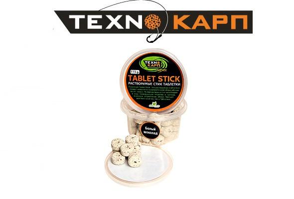 Растворимая таблетка «Tablet Stick» (Белый шоколад)